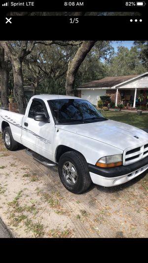 2002 Dodge Dakota Truck 4.7L V8 for Sale in Tampa, FL
