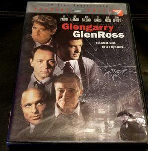 Glengarry GlenRoss 10th anniversary DVD for Sale in Marysville, WA
