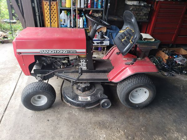 Lawn tractor 90's