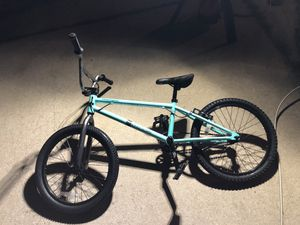 20 inch free agent maverick rt bmx race bike for Sale in Spring Valley, CA