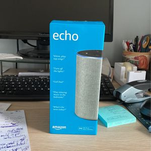 2nd Generation Amazon Echo for Sale in North Attleborough, MA