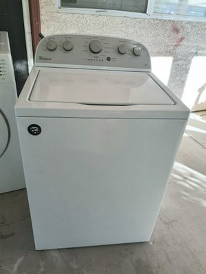 Whirlpool high efficiency washer for Sale in Las Vegas, NV