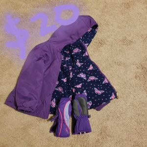 Kids Jacket And Gloves for Sale in Woodbridge, VA