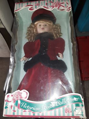 Hand crafted porcelain doll by melisa jane for Sale in Orange, CA
