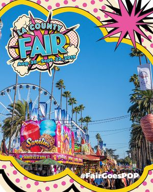 L.A Fair tickets for Sale in Fontana, CA