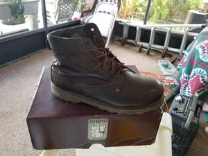 Rhino work boots for Sale in St. Petersburg, FL