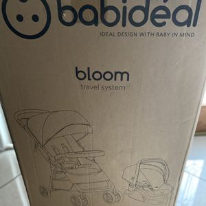 Stroller And Car Seat 2pc Set for Sale in Downey, CA