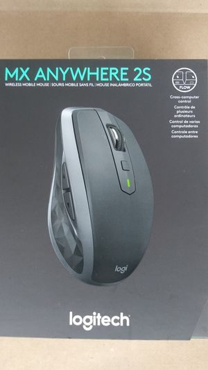 Logitech MX Anywhere 2S Wireless Mobile Mouse for Sale in Seattle, WA