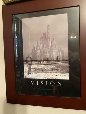 Walt Disney collectible framed photos for Sale in Temple Hills, MD