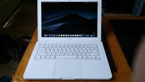 "APPLE MACBOOK 13""/Mojave, W/MS Office'11, 4GB ram, wiped/clean, W/Garage Band for Sale in Greensboro, NC"