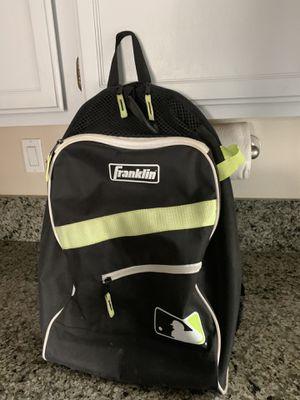 Baseball bat backpack for Sale in Yorba Linda, CA