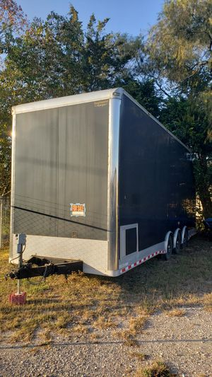 32' Continental Cargo AUTOMASTER Car / Racing Trailer for Sale in Taylor Lake Village, TX