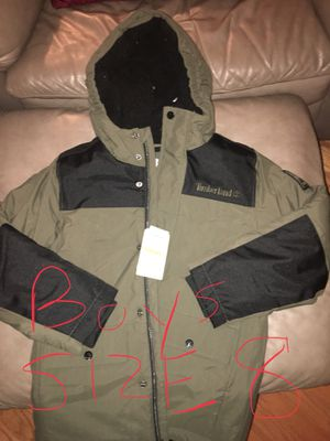 Boys timberland coat size 8 for Sale in Nashville, TN