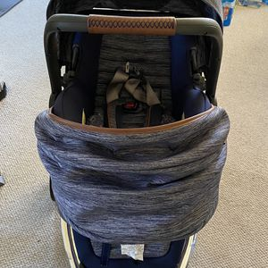 Baby Stroller And Car Seat for Sale in South Harrison Township, NJ