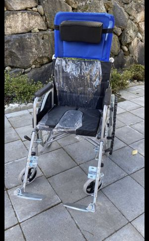 Manual wheelchair for Sale in Kent, WA