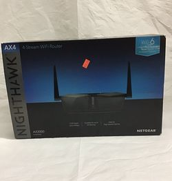 NETGEAR NIGHTHAWK 4 STREAM WiFi ROUTER for Sale in Ontario,  CA