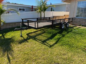 Trailer 14x5 double axle for Sale in Rowland Heights, CA