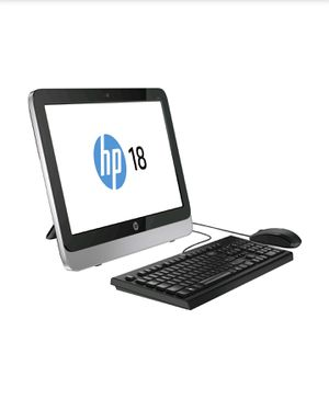 HP all in one computer with Windows 10 for Sale in Omaha, NE