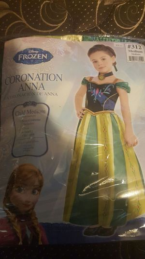 Anna frozen Costume for Sale in Columbus, OH