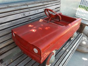 Vintage murray pedal car 1960s for Sale in Long Beach, CA