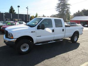 2001 Ford Super Duty F-350 SRW for Sale in Milwaukie, OR