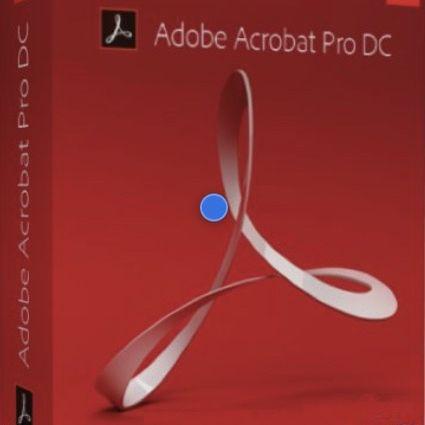 Edit PDFs Acrobat DC Pro 2020