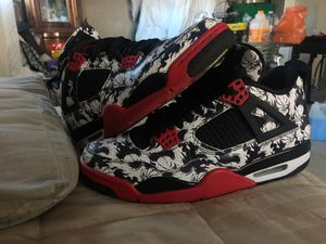Air Jordan's 4 retro singleday for Sale in San Jose, CA