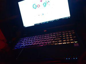 Msi 4k gaming laptop for Sale in Fresno, CA