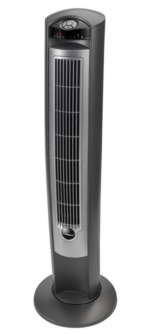Lasko Wind Curve 42.5 in. Oscillating Tower Fan with Nighttime Setting, Timer and Remote Control - Brand New in box for Sale in Dallas, TX