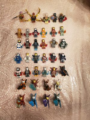 Lego's. Marvel. Lego. Avengers. for Sale in El Paso, TX