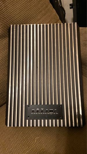 Power acoustik amp for Sale in Tacoma, WA