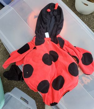 Carter's 12 month girls Ladybuy Halloween Costume for Sale in Sugar Hill, GA