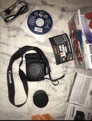 Canon Rebel EOS for Sale in Fontana, CA