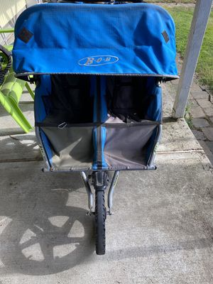 BOB double running stroller. for Sale in Hillsboro, OR