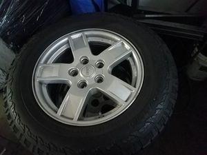 Grand cherokee wheels for Sale in Lake Elsinore, CA