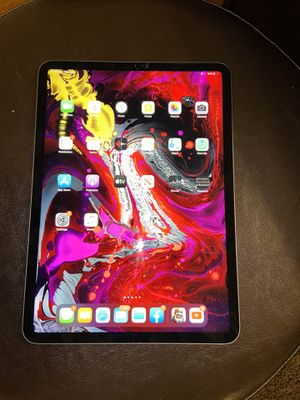 iPad Pro 2018 11 inch 64gb for Sale in American Fork, UT