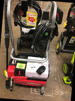Hyper Tough Electric Power Washer R 2E for Sale in China Spring,  TX
