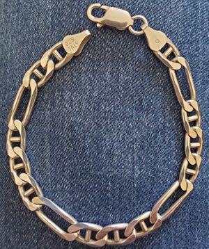 Sterling silver bracelet for Sale in Mattawan, MI