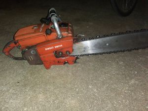1963 Homelite c7 chainsaw for Sale in Bethany, OK