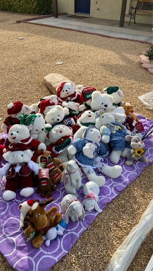 Stuffed animals for Sale in Ontario, CA