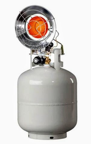Brand new propane tank and top heater. for Sale in Salt Lake City, UT