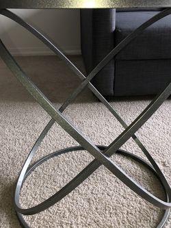 Stylish Metallic Coffee Table for Sale in Kirkland,  WA