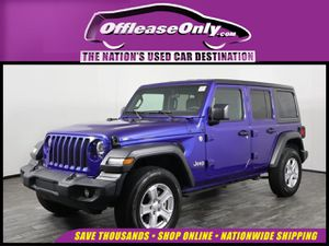 2019 Jeep Wrangler for Sale in West Palm Beach, FL