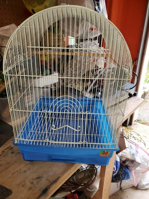 Bird cage small for Sale in Toms River, NJ
