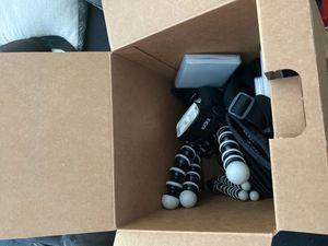 Camera Stuff for Sale in Chicago, IL