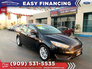 2015 Ford Focus for Sale in San Bernardino, CA