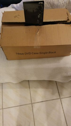 DVD cases for Sale in West Palm Beach, FL