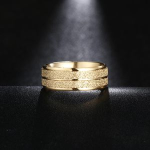 18K Gold plated Scrub Engagement Wedding Ring Jewelry for Sale in Brooklyn, NY