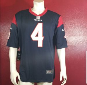 STITCHED TEXANS FOOTBALL JERSEY for Sale in Oceanside, CA