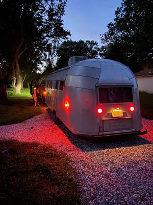 AIRSTREAM TRAVEL TRAILER CAMPER for Sale in Burlington, NJ